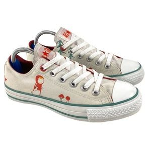 CONVERSE LIMITED EDITION Little Red Riding Hood